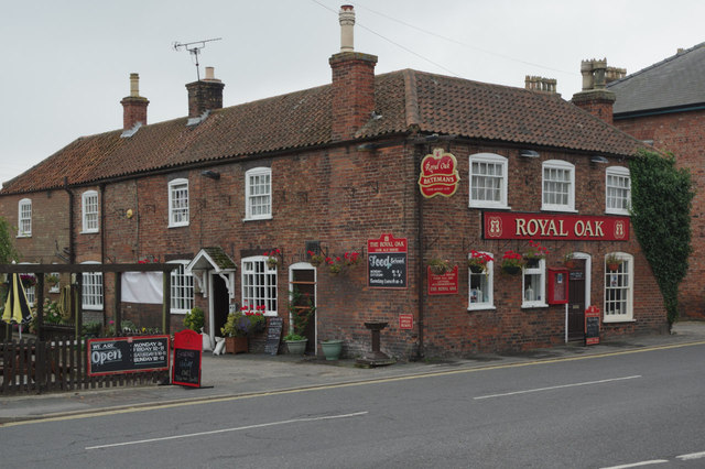 The Royal Oak, Wainfleet