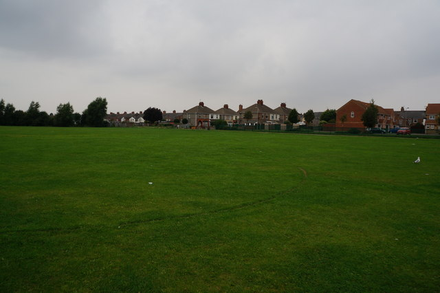 Playing field off Humberstone Road, Grimsby