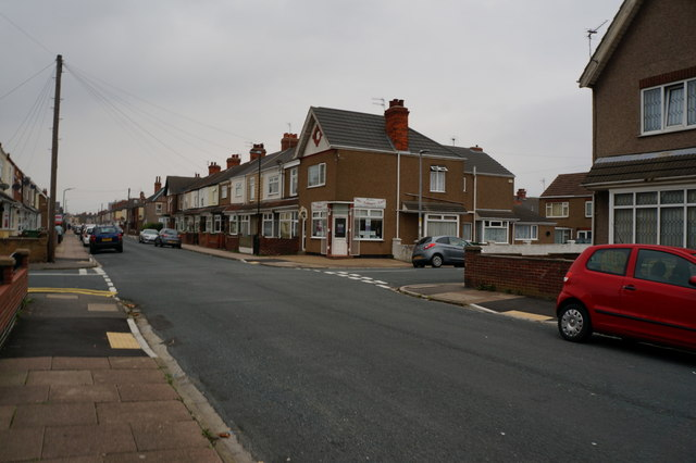 Weelsby Street South, Grimsby