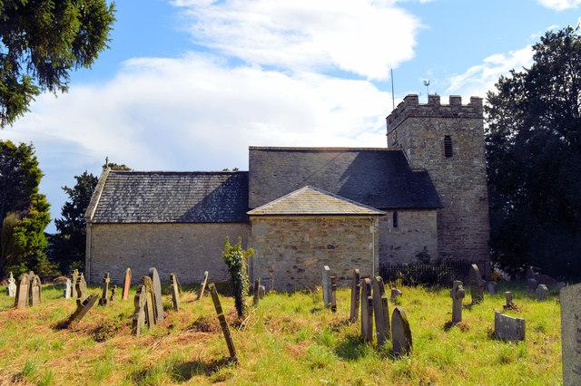 St Margaret, Acton Scott
