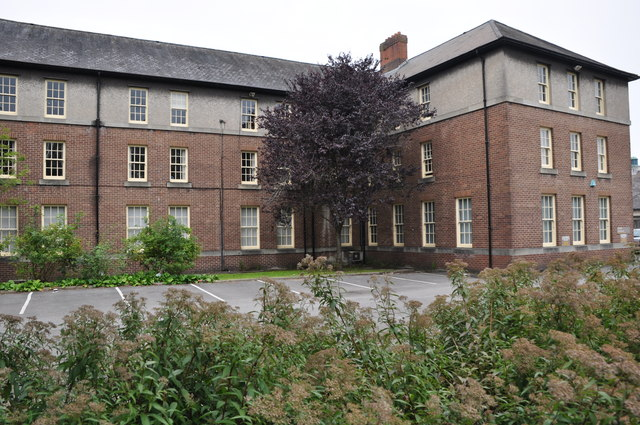 Bridgend : Mental Health Building