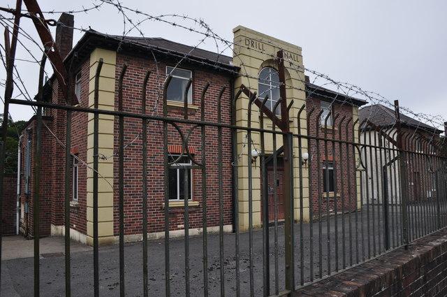 Bridgend : Drill Hall