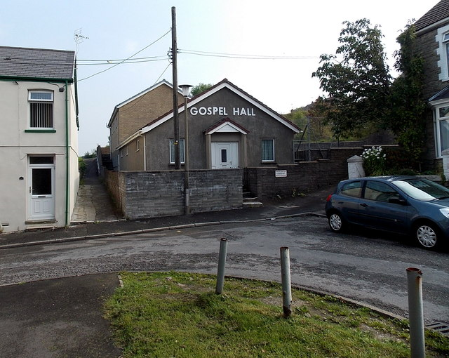 Gospel Hall in Bridgend