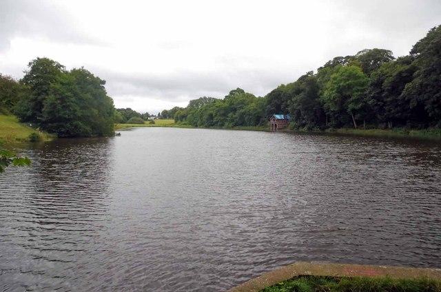 Madley Manor Lake