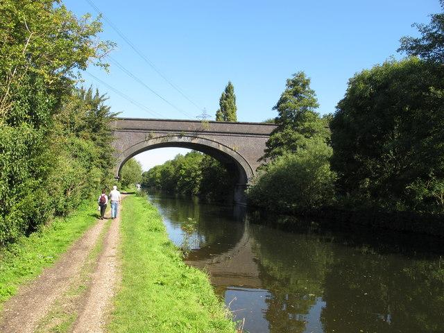 Bridge 181, Grand Union Canal
