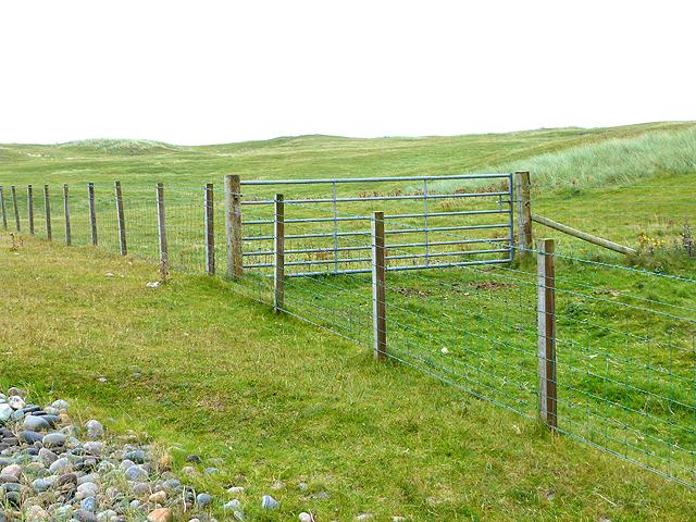 Grassland to the east of Sanaigmore Bay