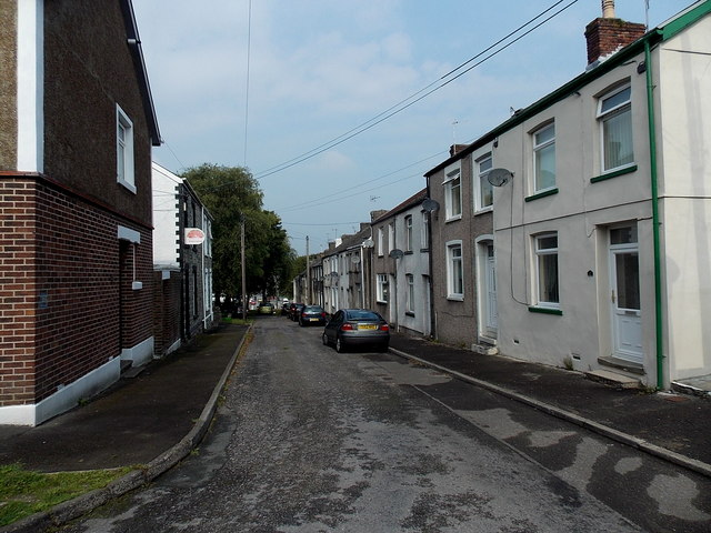 Oddfellows Street, Bridgend
