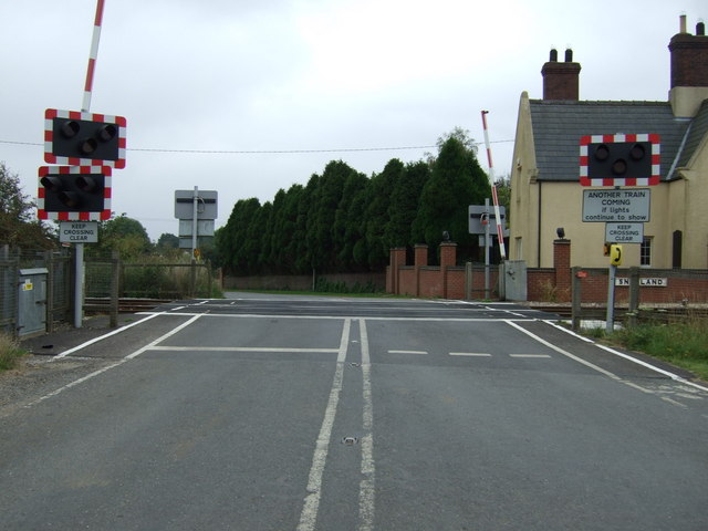 Level Crossing at Snelland