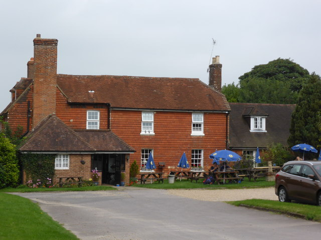 Milburys public house, Beauworth