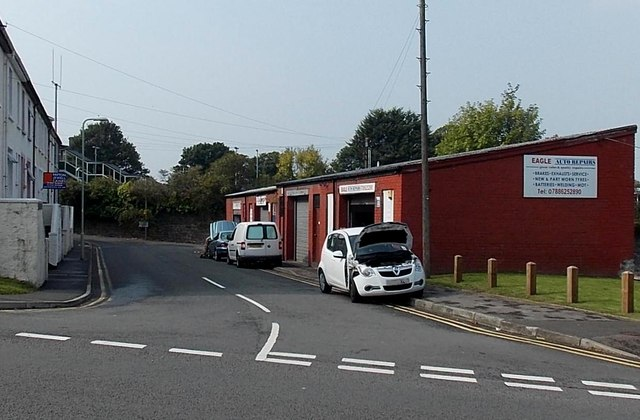 Eagle Auto Repairs in Bridgend