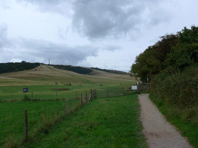 South Downs Way, Exton to Buriton (223)