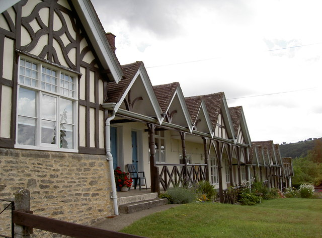 Rowland Hill almshouses