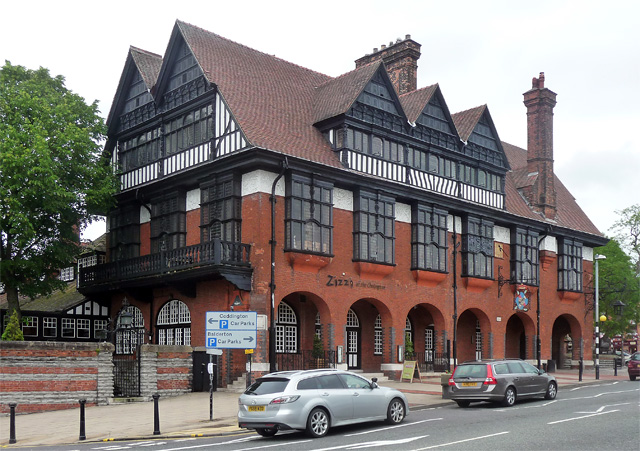 Former Ossington Coffee Palace, Castle Gate, Newark-on-Trent