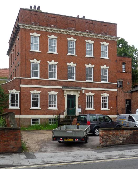 North Gate House, North Gate, Newark-on-Trent