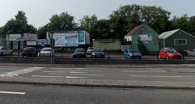 Llynfi Lane businesses, Bridgend