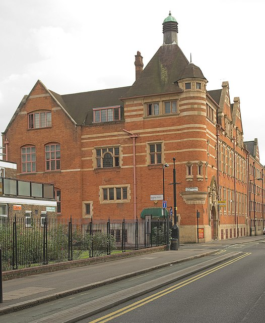 Passmore Edwards Free Library, Shoreditch