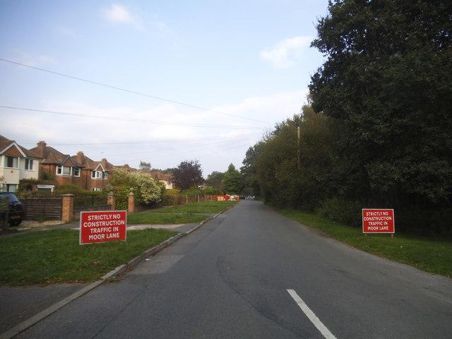 Moor Lane, Mayford