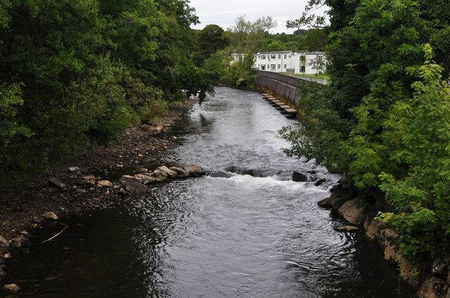 Bridgend : River Ogmore