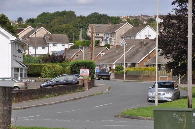 Bridgend : St Andrew's Road