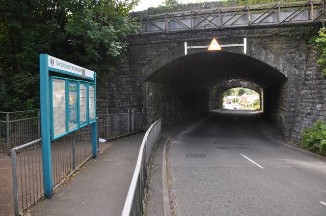 Bridgend : Wild Mill Lane