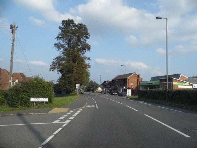 Aldershot Road, Guildford