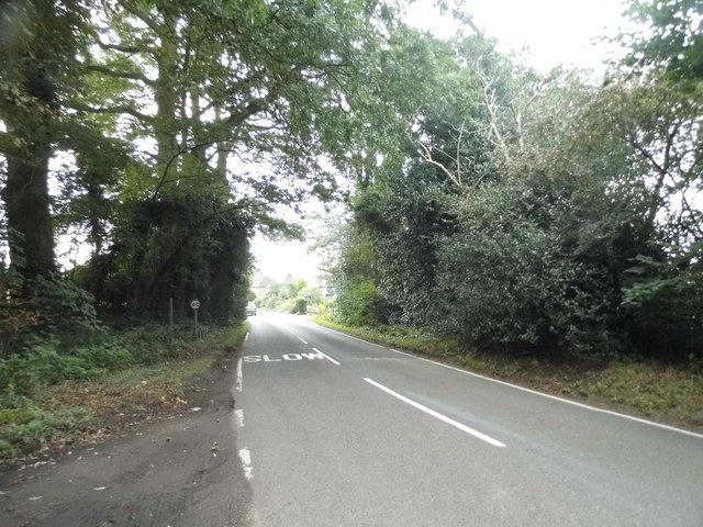 Goose Rye Road, Worplesdon