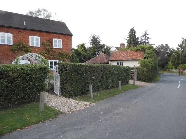 Cottage on Wood Street Village Green