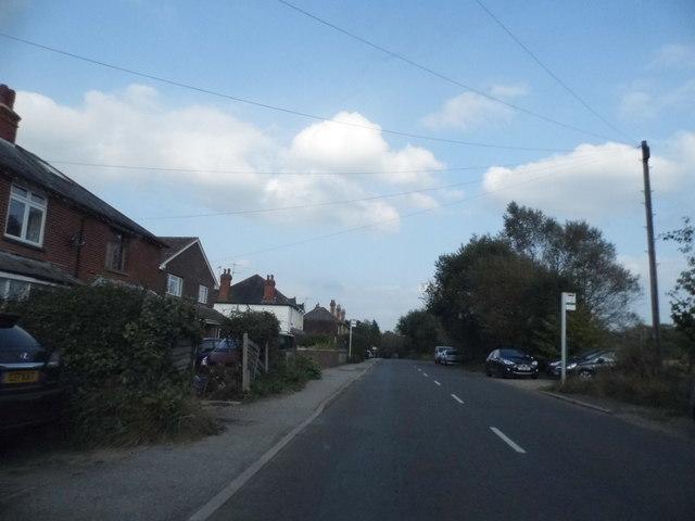 Broad Street, Wood Street Village