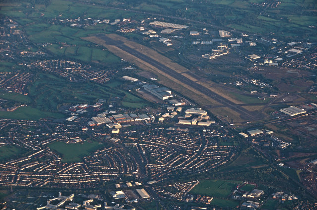South Gloucestershire : Filton Airport