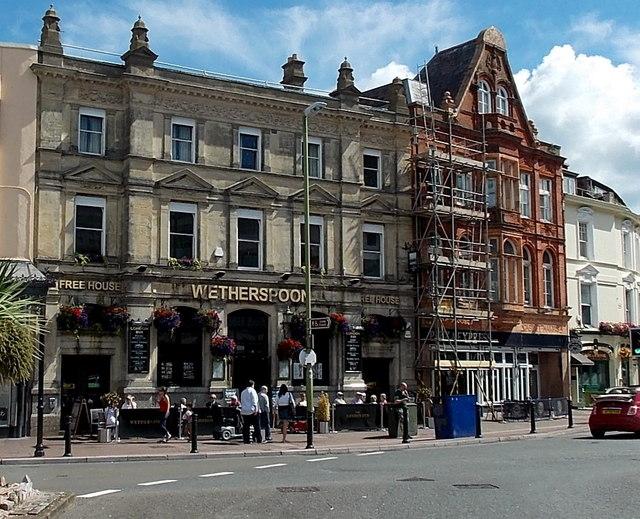 The London Inn, Torquay