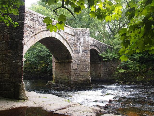 New Bridge, Darmoor