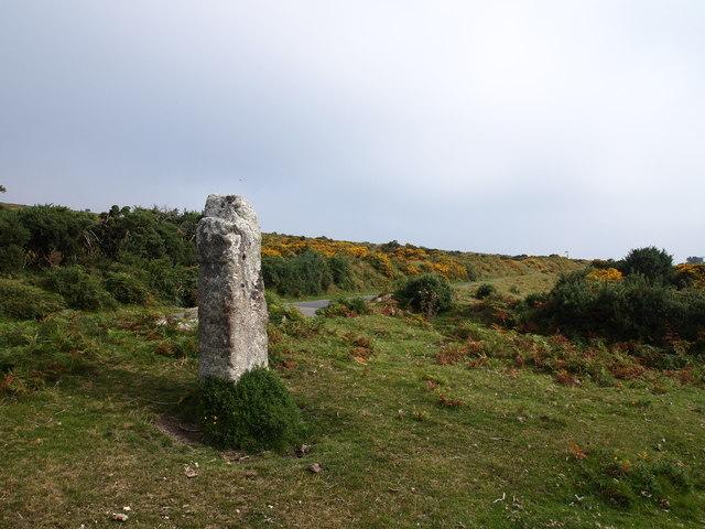 Old Cross Near Dartmeet