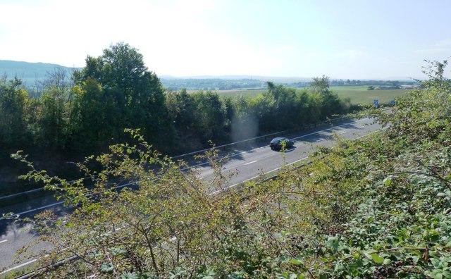 M50 near Rudhall