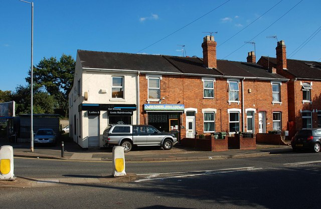 Two shops in Astwood Road, Worcester
