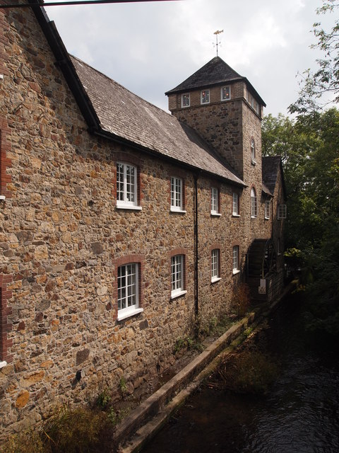 The Old Mill, Bovey Tracey