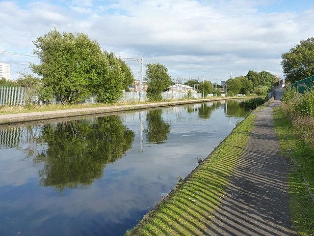 Wolverhampton to Birmingham canal