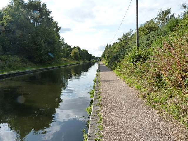 New Main Line canal towards Wolverhampton
