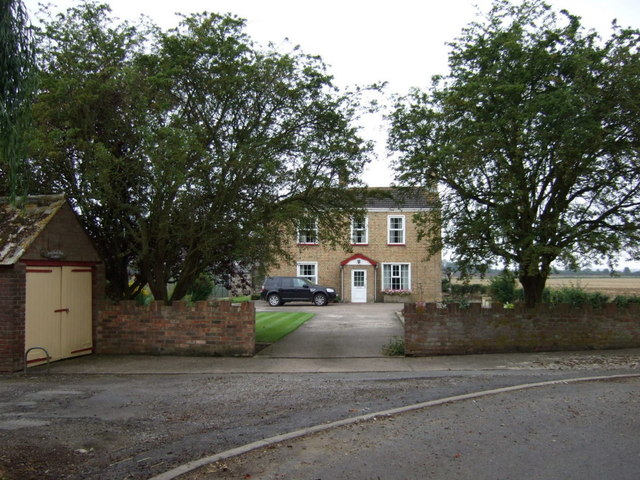 Swinthorpe House