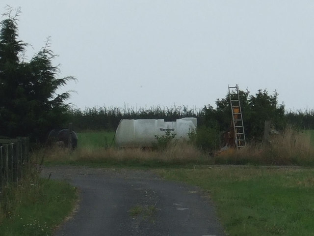Track to Martin Farm