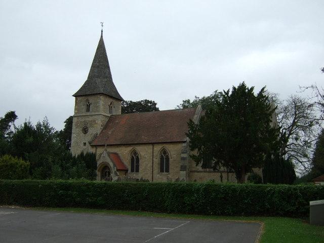 All Saints' Church, Faldingworth