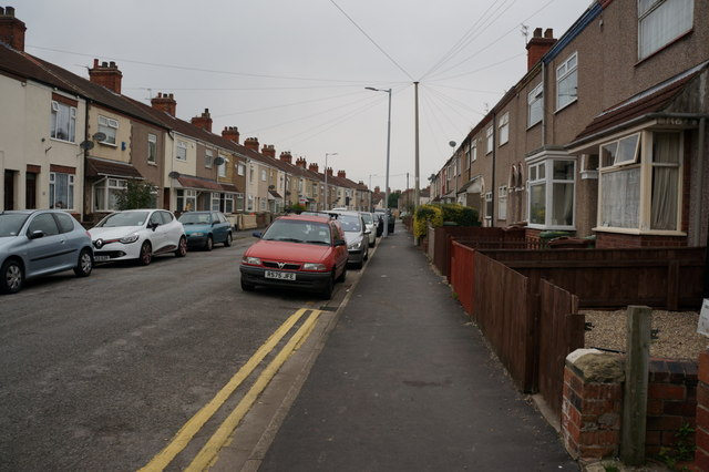 Convamore Road, Grimsby