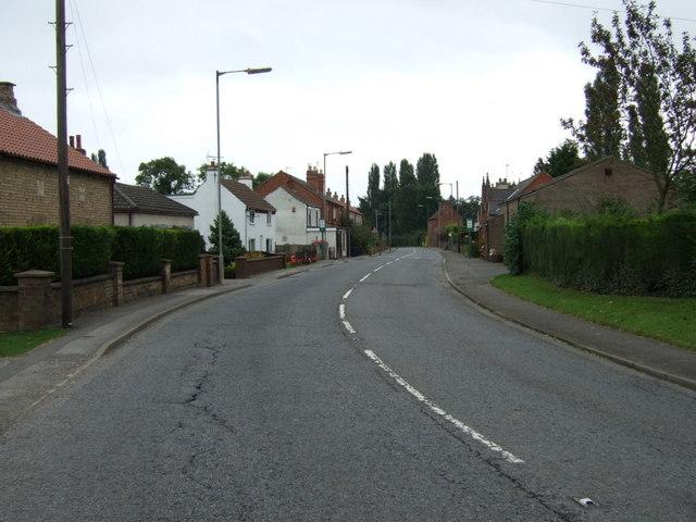 High Street, Faldingworth