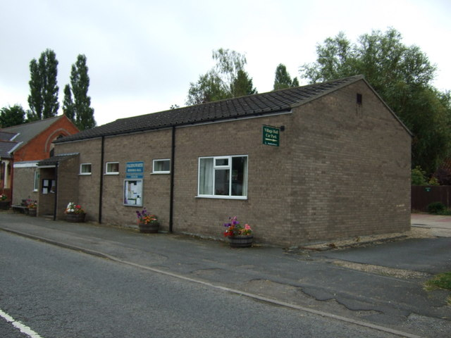 Faldingworth Village Hall