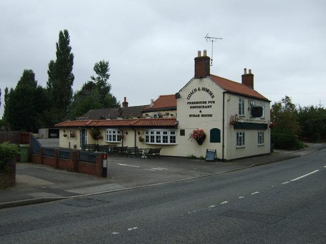 Coach & Horses pub, Faldingworth