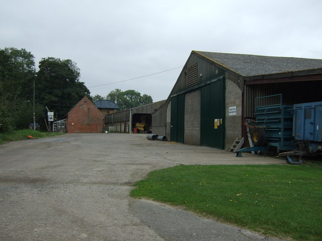 Manor Farm, Buslingthorpe