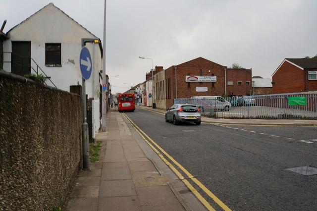 Pasture Street, Grimsby