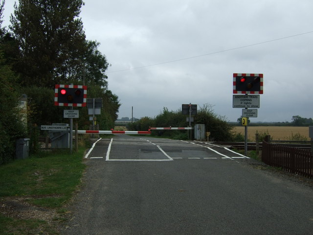 Buslingthorpe Level Crossing