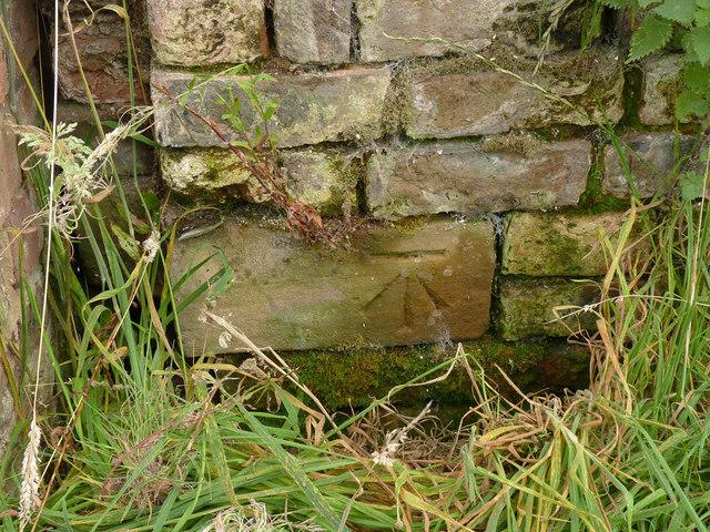 Bench mark, Broading Farm