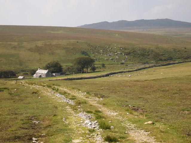 Leskernick, Bodmin Moor