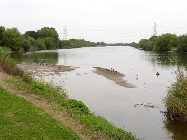 River Trent at Church Laneham